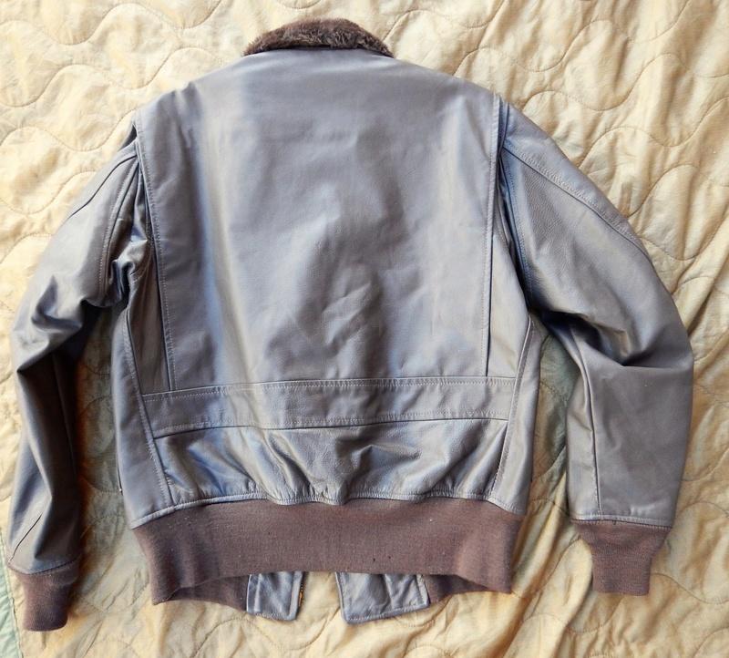 G1 flight jacket Dscn5427