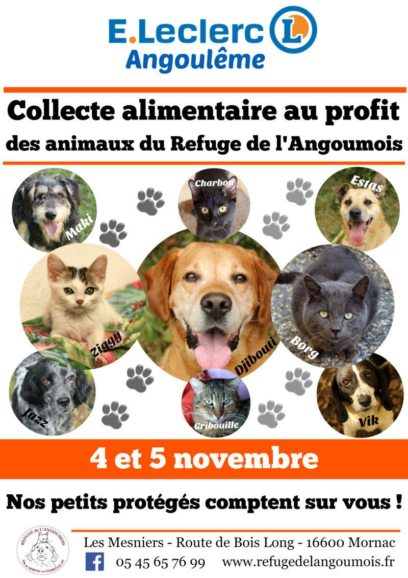 Opération caddies leclerc angoulême lunes 4 et Novembre 2016 Caaffi10