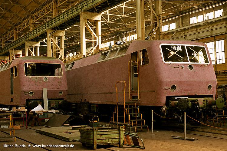 "Baureihe 120 - die ""Universal""-Lokomotive B02-1210"