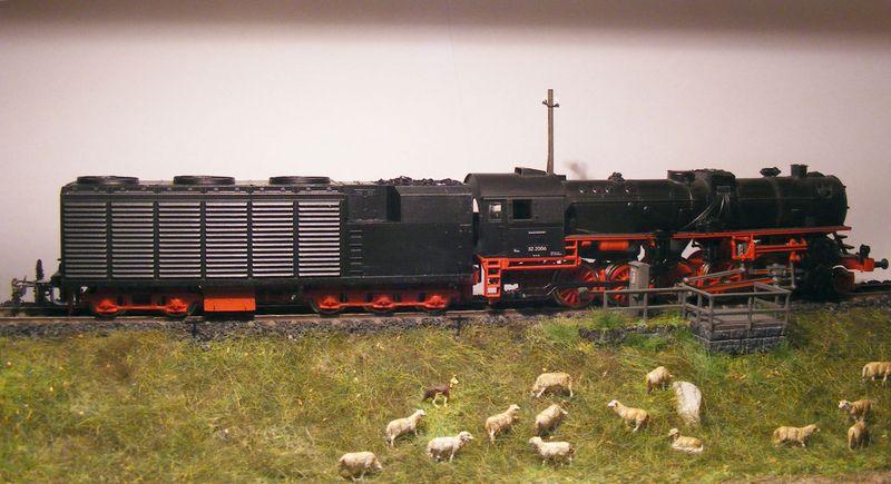 Tender 3'2'T16-Kondens Dscf6558