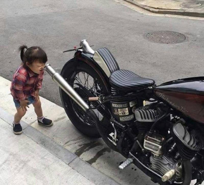 Humour en image du Forum Passion-Harley  ... Tumblr12