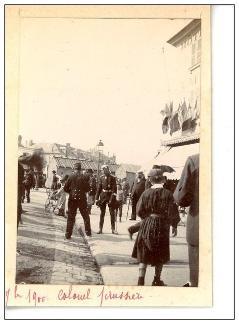 Les Grandes Manoeuvres de 1900 à CHARTRES Chartr10