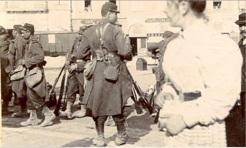Les Grandes Manoeuvres de 1900 à CHARTRES M_char10