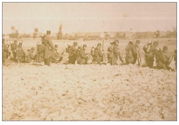 Les Grandes Manoeuvres de 1900 à CHARTRES Manoeu10