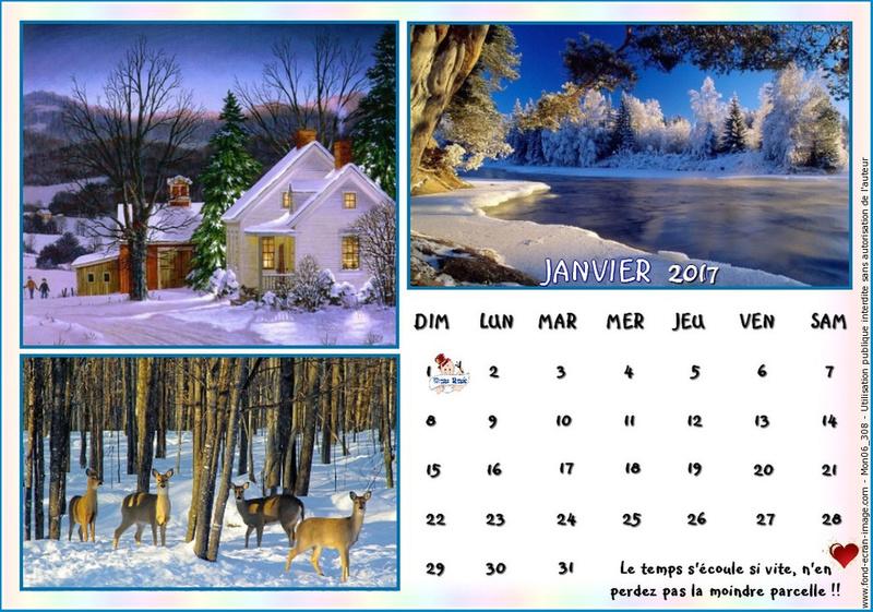 Belles images trouvées sur internet  - Page 7 Calend10