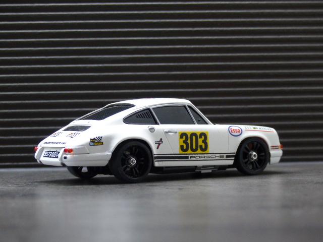 """Porsche 911 R """"tour auto"""" P1090022"""