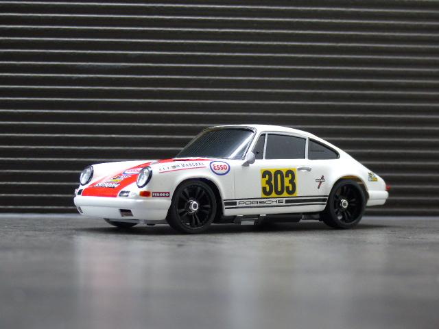 """Porsche 911 R """"tour auto"""" P1090024"""