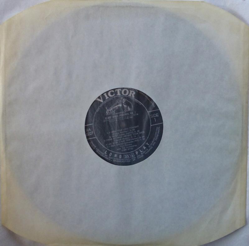 ELVIS' GOLDEN RECORDS VOL. 2 P1070121
