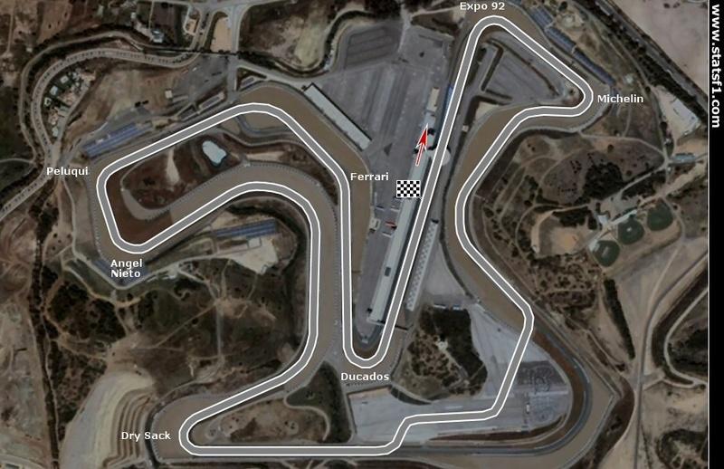1989 - 14ª Corrida - GP da Espanha Jerez_10