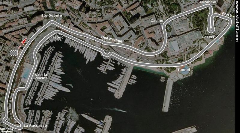 1989 - 3ª Corrida - GP de Mônaco Monte_10