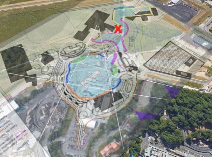 Extension du Parc Walt Disney Studios avec nouvelles zones autour d'un lac (2022-2025) - Page 8 Frozen10