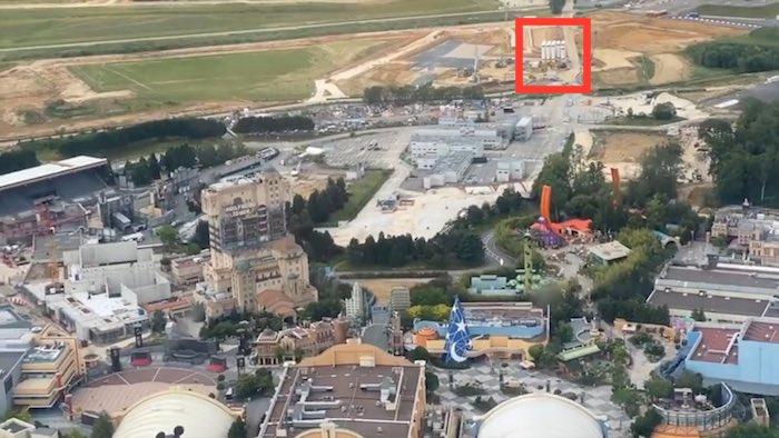 Extension du Parc Walt Disney Studios avec nouvelles zones autour d'un lac (2022-2025) - Page 8 Frozen11