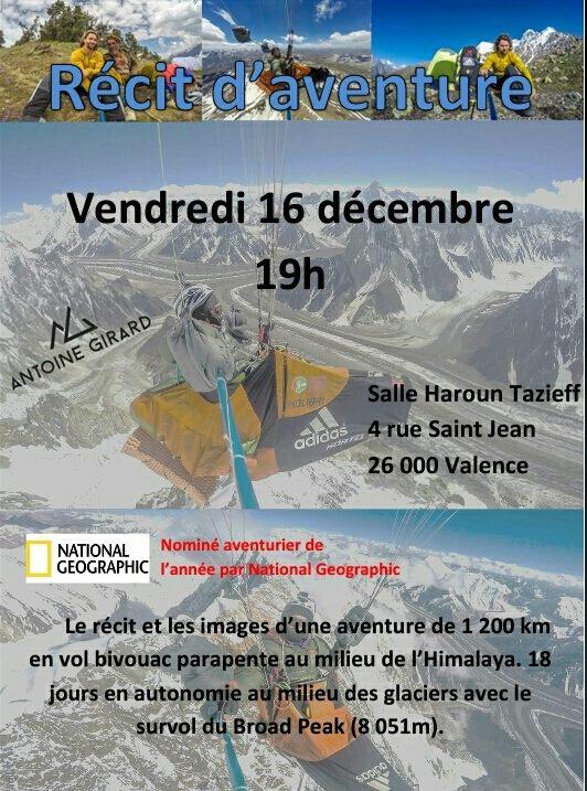 Récit d'Antoine Girard le 16-12-2016 à Valence..! 15192610