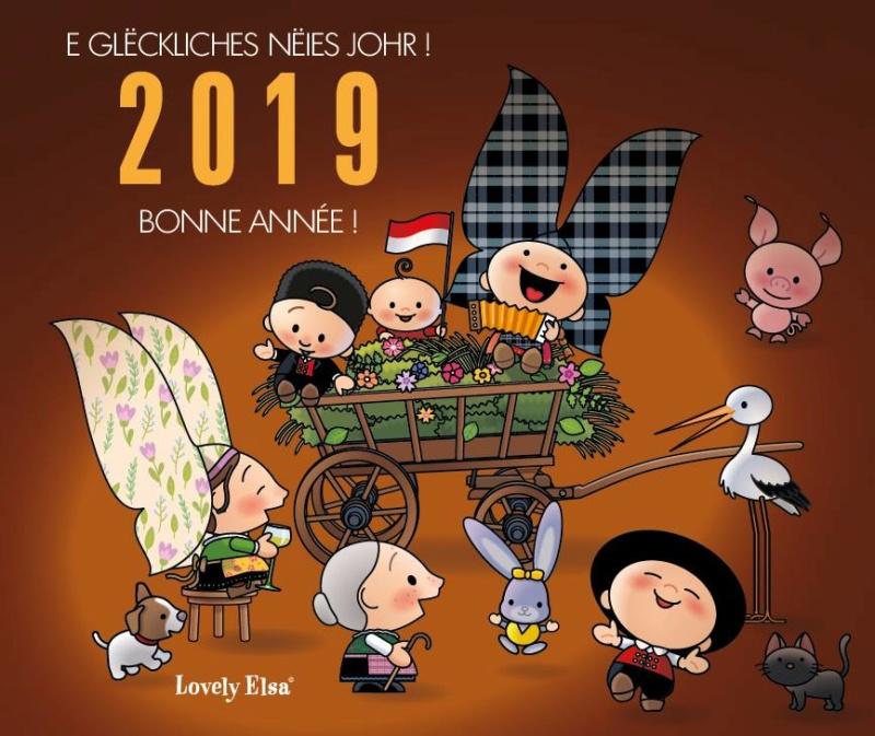 Meilleurs Voeux pour L'An 9 201913