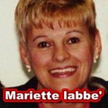 MARIETTE LABBE' 55031010