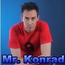 MR. KONRAD Cattur29
