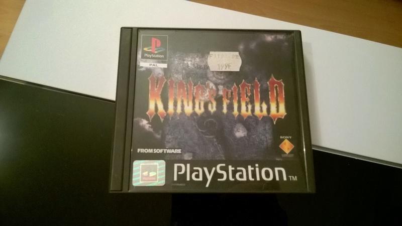 (vendu) King's field ps1 Wp_20129
