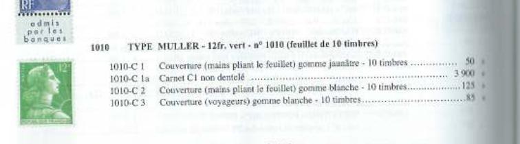 """MULLER 12F, carnet à plier """"Voyageurs"""". Yt_car10"""