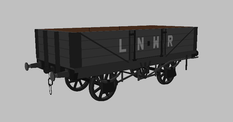 Rufuskins' Workshop LNWR Wagons Lnwr_w12