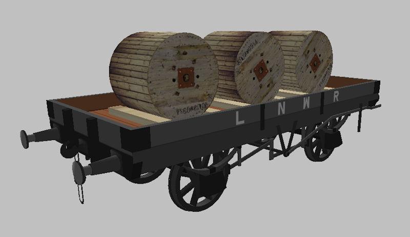 Rufuskins' Workshop LNWR Wagons Lnwr_w14