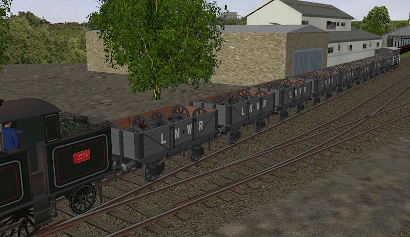 Rufuskins' Workshop LNWR Wagons Lnwr_w15