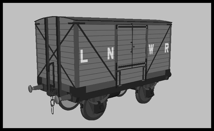 Rufuskins' Workshop LNWR Wagons Lnwr_w16