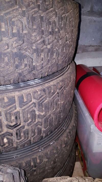 5 Jantes 605 + pneus sec en 16 5x108 Resize14