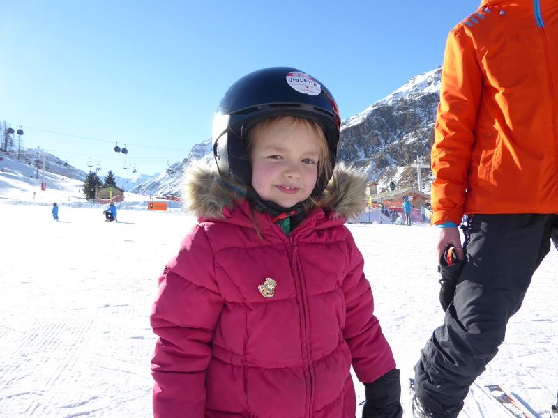 Une Joyeuse Montagnarde Bisontine à Val d'Isère P1000720