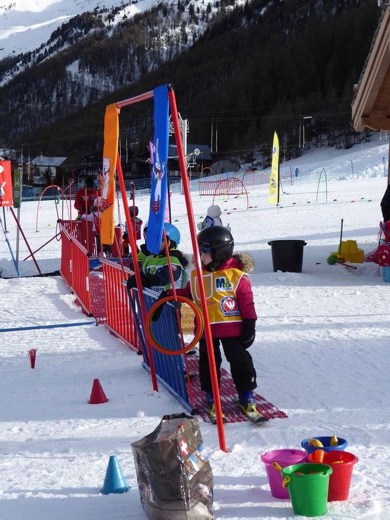 Une Joyeuse Montagnarde Bisontine à Val d'Isère P1000724
