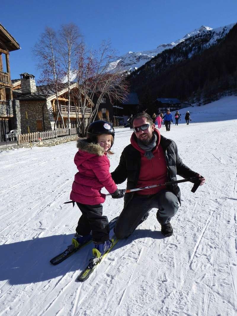Une Joyeuse Montagnarde Bisontine à Val d'Isère P1000726