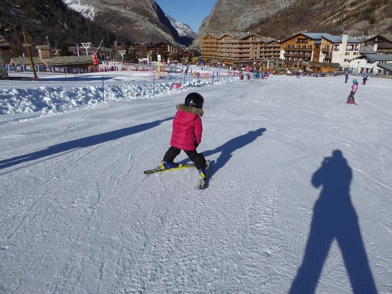 Une Joyeuse Montagnarde Bisontine à Val d'Isère P1000728