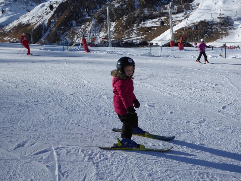 Une Joyeuse Montagnarde Bisontine à Val d'Isère P1000730