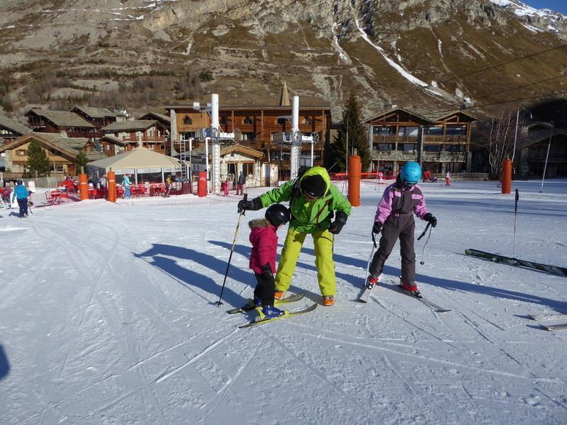 Une Joyeuse Montagnarde Bisontine à Val d'Isère P1000815