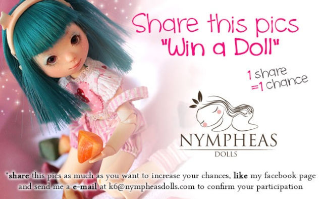 Nympheas anniversary Contest ! Contes10