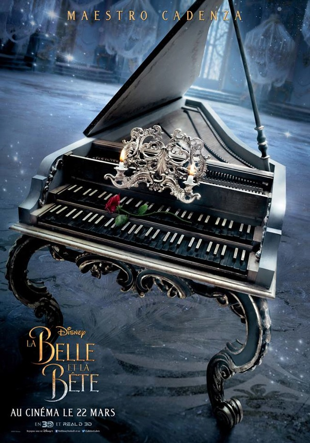 La Belle et la Bête [Disney - 2017] - Sujet d'avant-sortie  - Page 38 16406811