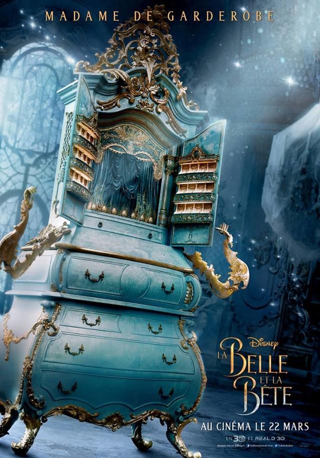 La Belle et la Bête [Disney - 2017] - Sujet d'avant-sortie  - Page 38 16472810
