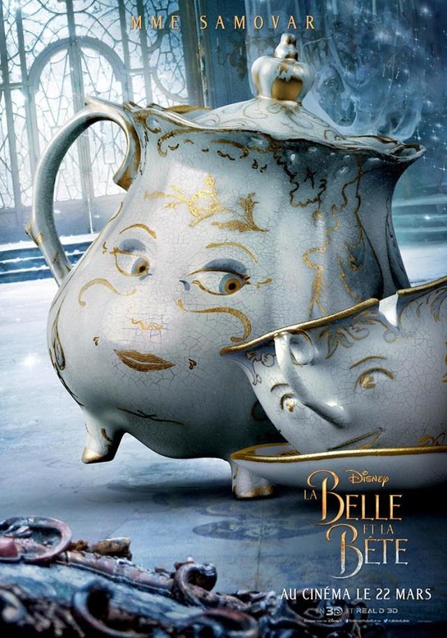 La Belle et la Bête [Disney - 2017] - Sujet d'avant-sortie  - Page 38 16473510