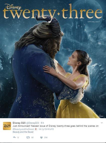 [Disney] La Belle et la Bête (2017) - Sujet d'avant-sortie - Page 39 D2310