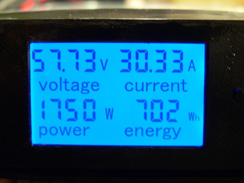 Chargeur 1800W / 40..60V et 1,5 kg (origine serveur) - Page 2 P1180311