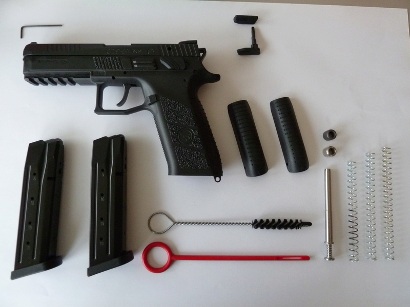 9 mm - CZ P.09 P-09_210