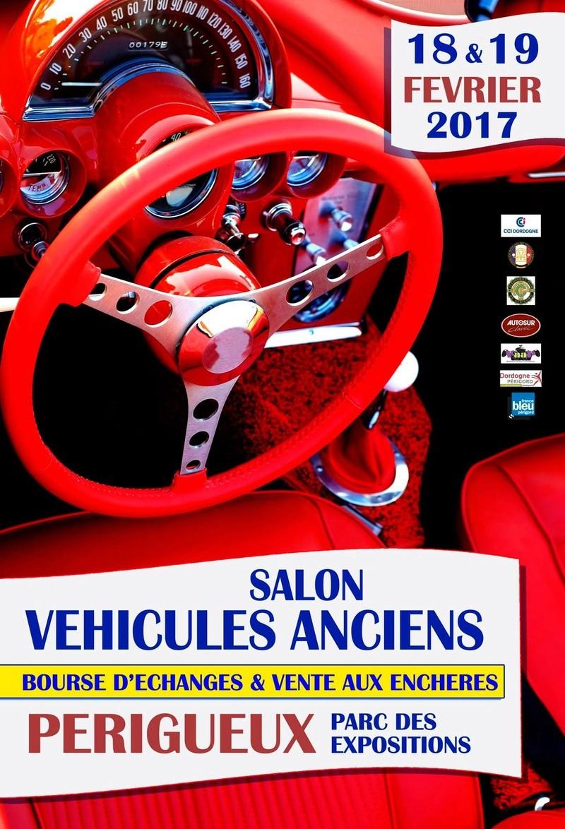 Salon du Vehicules Anciens Périgueux 16178910