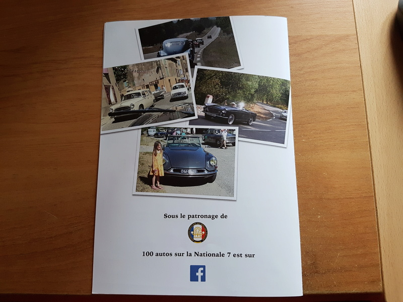 100 Autos sur la Nationale 7 20161212