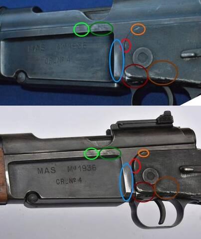 Un MAS-36 CR 39 Special? - Page 2