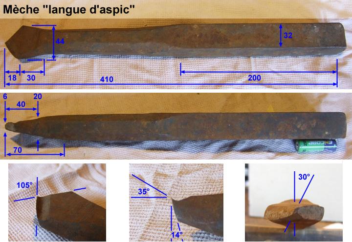 Baguette alu coincée dans le canon - Page 5 Langue10