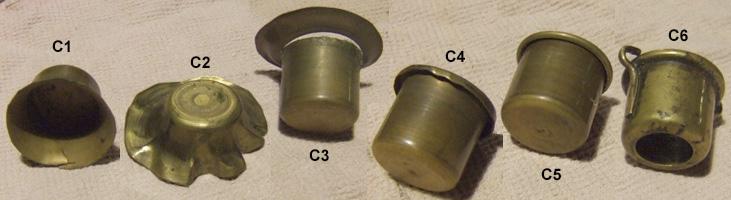 Fabrication de cartouches RF (perc. annulaire) Repous12