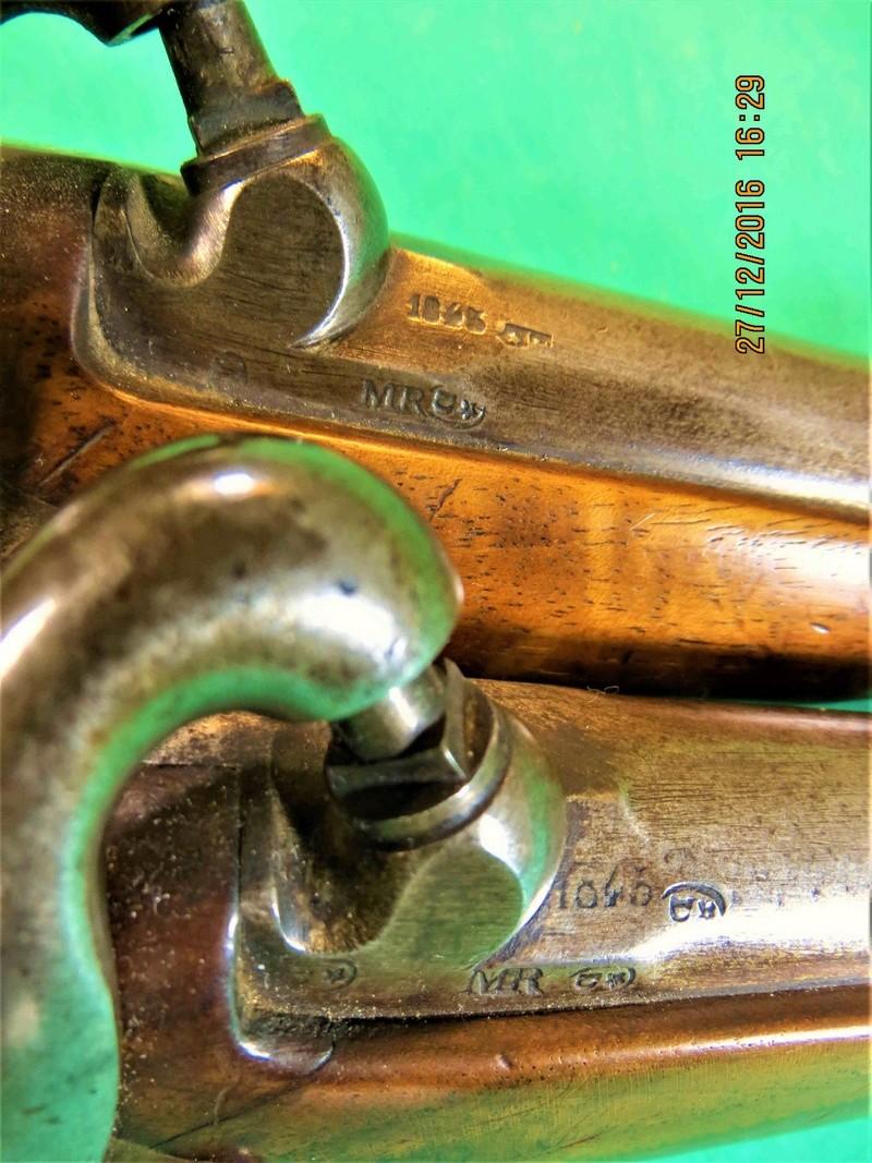 Pistolet de gendarmerie 1842 Img_5120