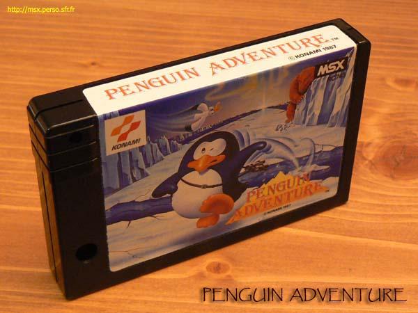 Nouveau venu dans le MSX - Page 3 Pengui10