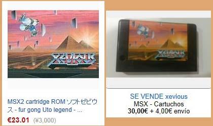 Nouveau venu dans le MSX - Page 2 Xeviou10