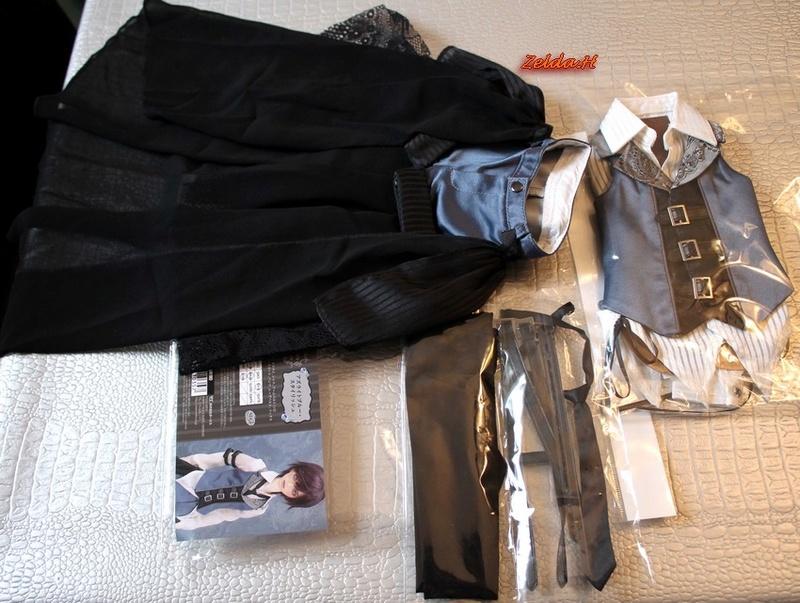 [Vend]SD Volks MSD Shoes Leeke Dollheart Set Nouveautés! Azurit10