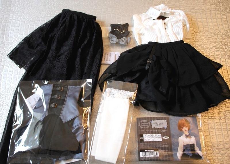 [Vend]SD Volks MSD Shoes Leeke Dollheart Set Nouveautés! Azurit12